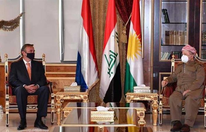 #المصري اليوم -#اخبار العالم - السفير الهولندي في بغداد يشدد على دعم البيشمركة في مكافحة الإرهاب موجز نيوز