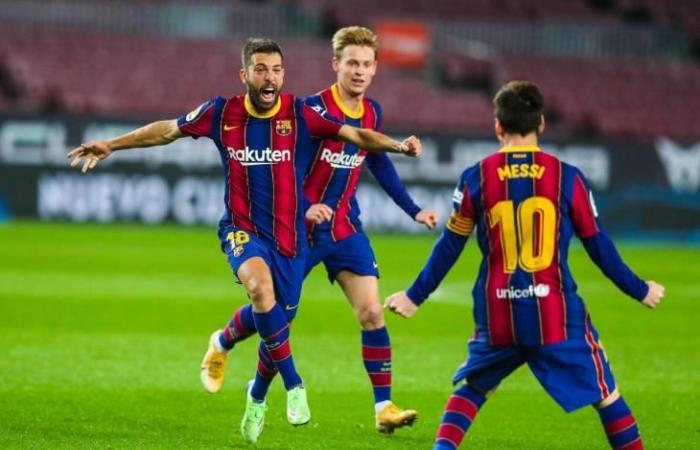 رياضة عالمية الأحد الليجا.. برشلونة 0-0 قادش