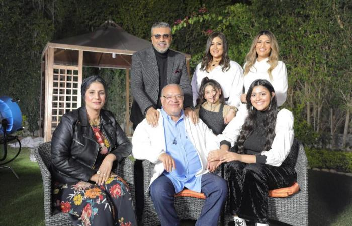 #اليوم السابع - #فن - صلاح عبد الله: أنا أب ديمقراطى ورفضت دخول بناتى مهنة التمثيل