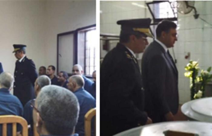 #المصري اليوم -#حوادث - «الداخلية» توضح حقيقة انتهاك حقوق أحد نزلاء سجن جمصة موجز نيوز
