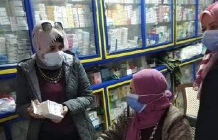 #اليوم السابع - #حوادث - ضبط أدوية مهربة وغير مسجلة بوزارة الصحة خلال حملة على صيدليات شبين القناطر