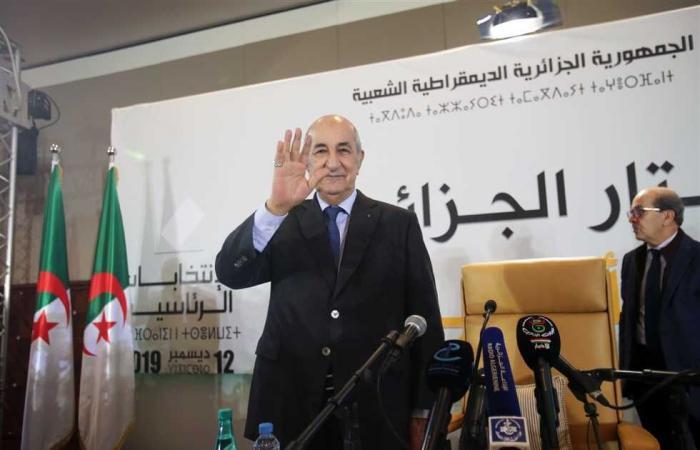 #المصري اليوم -#اخبار العالم - الجزائر: تحويل 10 مقاطعات إلي ولايات موجز نيوز