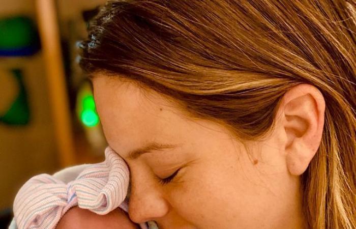 #اليوم السابع - #فن - ويلمر فالديراما وأماندا باتشيكو يحتفلان بقدوم طفلتهما الأولى.. صور