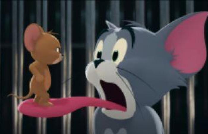 """#اليوم السابع - #فن - """"Tom and Jerry"""" أول فيلم أجنبى يصل دور العرض الصينية بالسنة الجديدة"""
