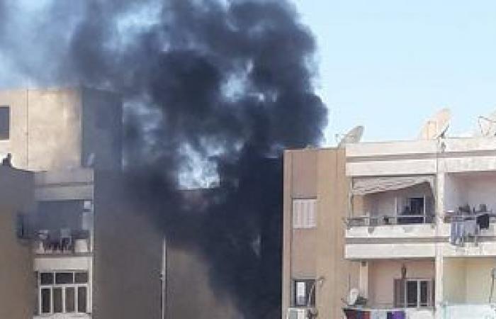 #اليوم السابع - #حوادث - اندلاع حريق بوحدة سكنية فى السويس دون وقوع إصابات بشرية