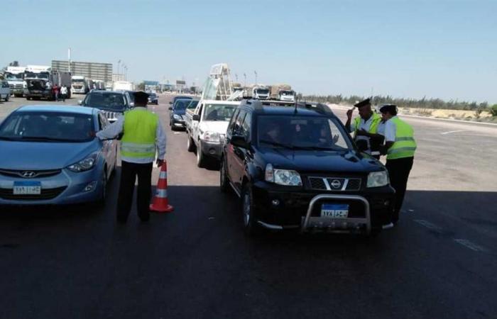"""#المصري اليوم -#حوادث - تعرف على التحويلات المرور البديلة بعد إغلاق """"دائري 6 أكتوبر"""" موجز نيوز"""