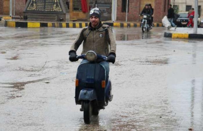 اخبار السياسه «أمطار ورياح وشبورة».. الأرصاد تعلن حالة الطقس حتى الجمعة