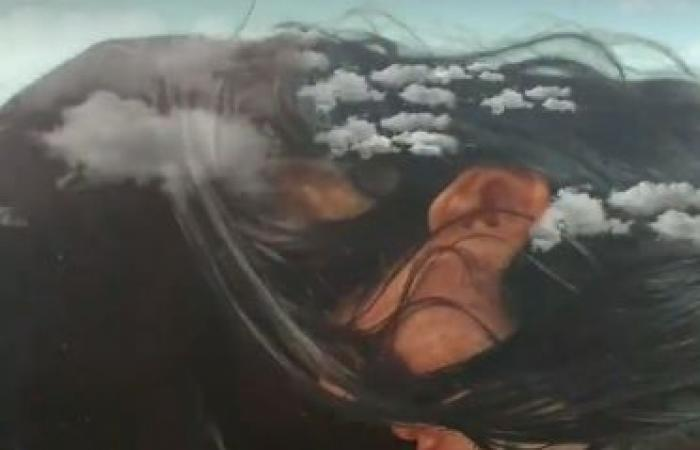 #اليوم السابع - #فن - دارين حداد تجهش بالبكاء لوفاة كلبتها.. صور