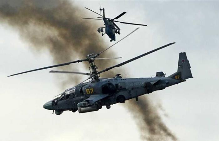 #المصري اليوم -#اخبار العالم - رويترز: تحطم طائرة هليكوبتر روسية في سوريا موجز نيوز