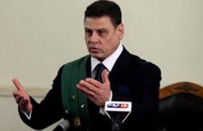#اليوم السابع - #حوادث - غدا.. نظر محاكمة محمود عزت بالتخابر مع حماس