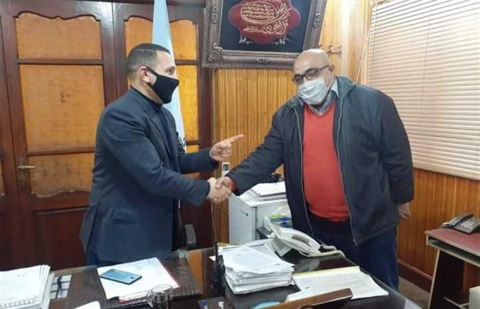المصري اليوم - اخبار مصر- استئناف مهام مندوب التعاقد بشركة الغاز في بيلا موجز نيوز