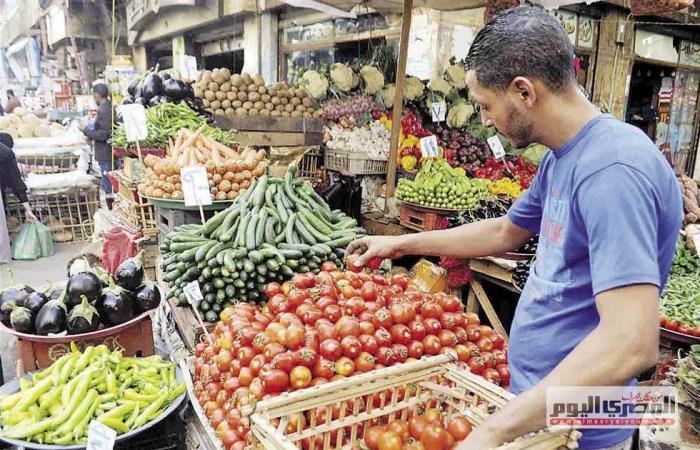 #المصري اليوم - مال - تراجع في أسعار الأسماك والدواجن والخضروات خلال فبراير موجز نيوز
