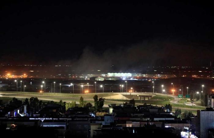 #المصري اليوم -#اخبار العالم - كردستان العراق يعلن القبض على اثنين من المتورطين في قصف مطار أربيل موجز نيوز
