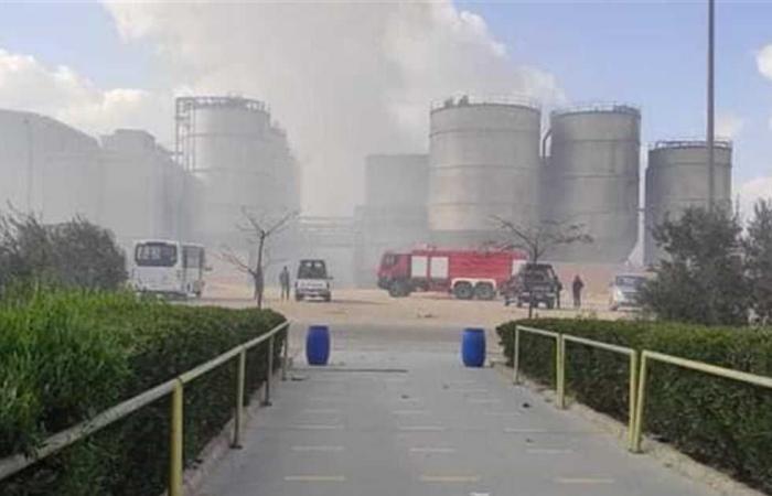 #المصري اليوم -#حوادث - اندلاع حريق في مصنع كرتون بالعاشر من رمضان دون وقوع إصابات (صور) موجز نيوز
