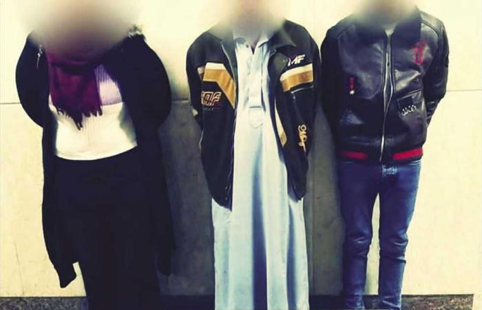 #المصري اليوم -#حوادث - «علاقة عاطفية» وراء مقتل عربي الجنسية بالحوامدية موجز نيوز