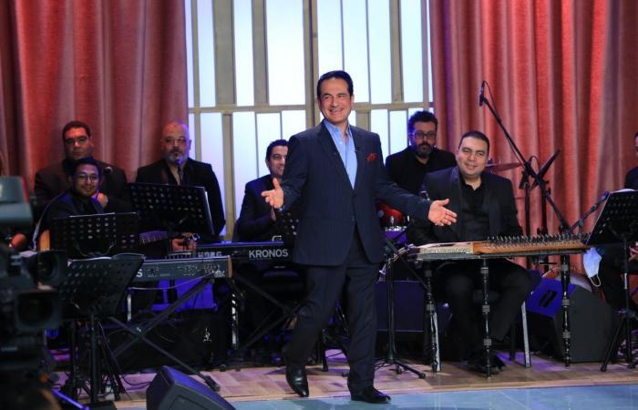 """#اليوم السابع - #فن - محمد ثروت: أحمد ابنى هو الدافع والمحفز لتقديمى أغنية """"يا مستعجل فراقى"""""""