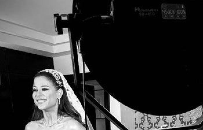 #اليوم السابع - #فن - صور وفيديوهات جديدة من حفل زفاف دينا شقيقة أحمد داش