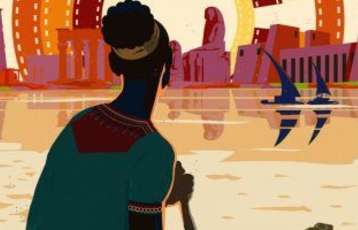 #اليوم السابع - #فن - مهرجان الأقصر للسينما الأفريقية يطلق بوستر جديد لدورته العاشرة