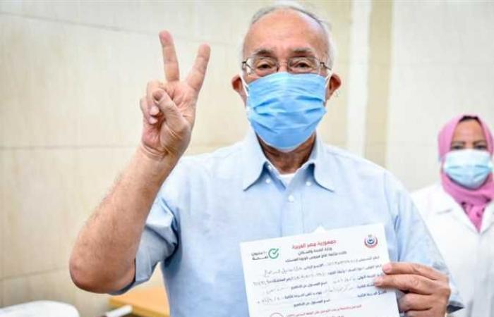 المصري اليوم - اخبار مصر- وزارة الصحة تعلن تطعيم 1141 مواطنًا من الفئات المستحقة بلقاح «كورونا» في اليوم الأول موجز نيوز