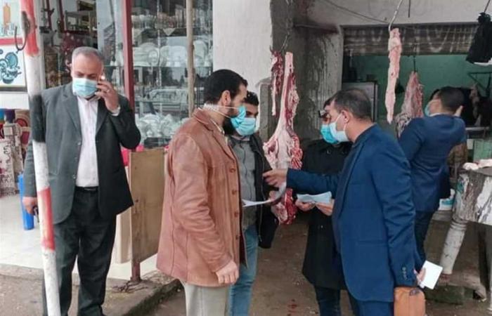 #المصري اليوم -#حوادث - ضبط 26 قضية تموينية في حملات علي الأسواق بأسوان موجز نيوز
