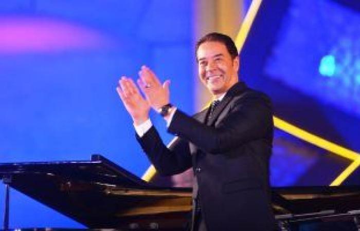"""#اليوم السابع - #فن - مدحت صالح يقدم أغنية جديدة بعنوان """"وردى"""" وطرحها غدًا"""