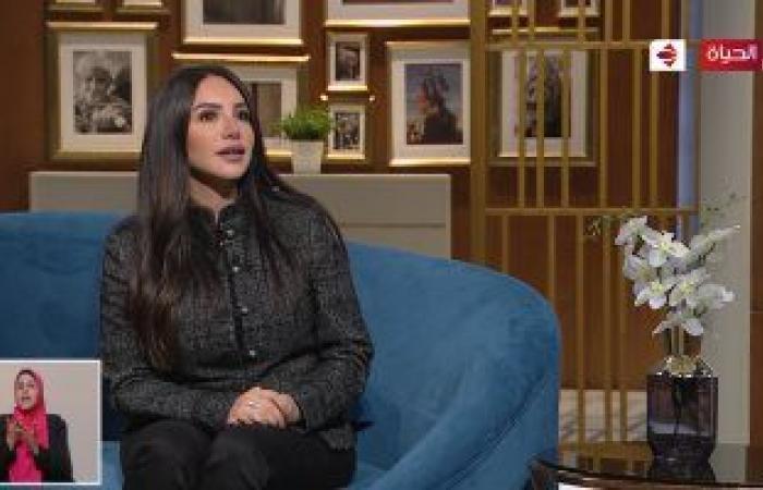 #اليوم السابع - #فن - انجى علاء: مش بفتش فى تليفون يوسف الشريف وأنا وهو بنحب الكورة