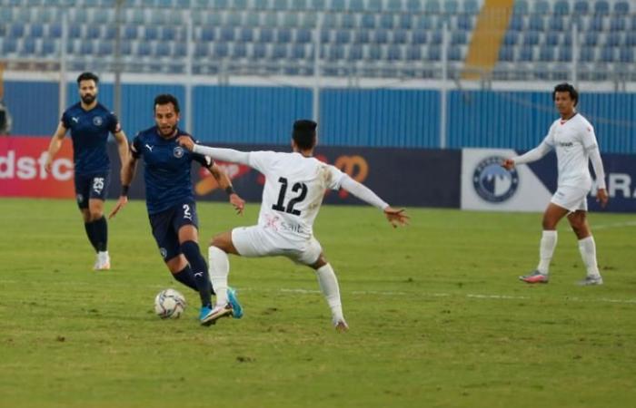 الدوري.. أسوان 0-1 بيراميدز.. رمضان يسجل