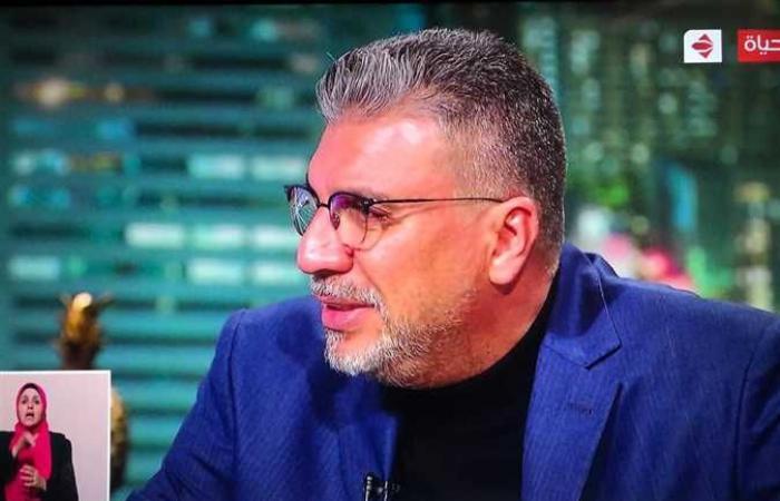 المصري اليوم - اخبار مصر- عمرو الليثي يدخل في نوبة بكاء على الهواء .. قصة إنسانية مؤثرة (التفاصيل) موجز نيوز