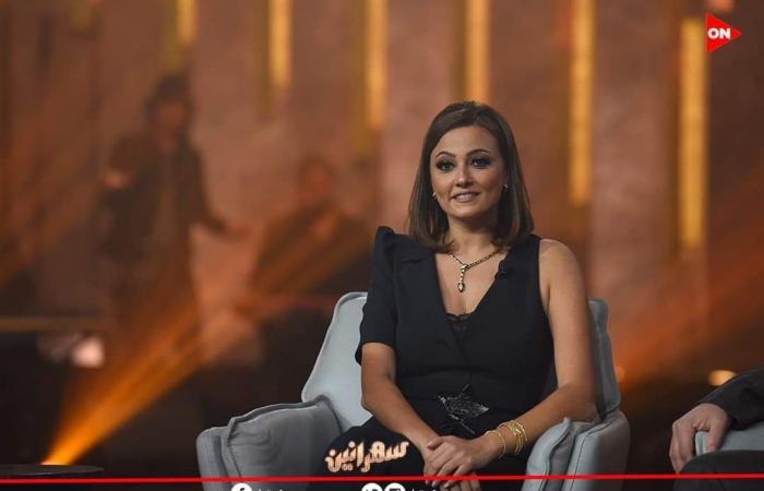 """#اليوم السابع - #فن - بشرى تكشف لبرنامج """"سهرانين"""" عن أصعب أدوار قدمتها: جالى اكتئاب"""