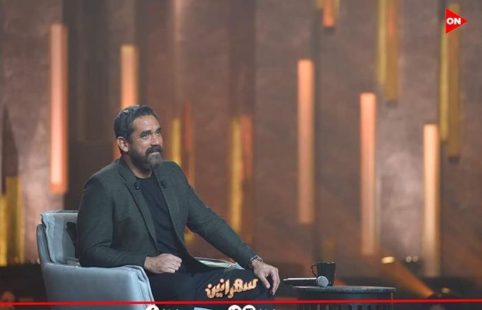#اليوم السابع - #فن - خالد الصاوى: اتحسدت في أول الجواز.. وبشرى: خاتم الخطوبة اتكسر