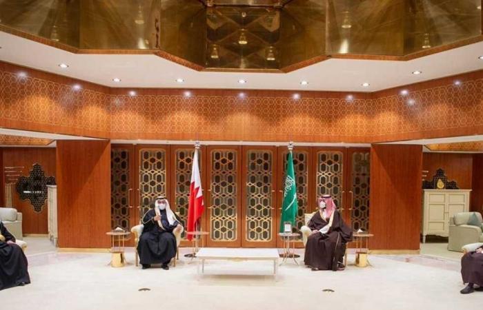 #المصري اليوم -#اخبار العالم - وليا عهد السعودية والبحرين يبحثان تنسيق الجهود تجاه المواضيع الخليجية والعربية موجز نيوز