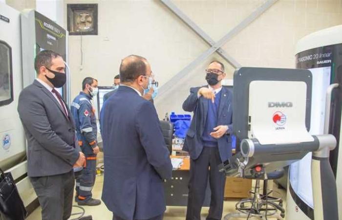 المصري اليوم - تكنولوجيا - وكالة الفضاء والجامعة المصرية اليابانية توقعان عقد اتفاق لتنفيذ مشروع أقمار صناعية معملية تعليمية (صور) موجز نيوز