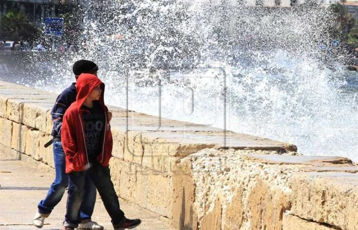 المصري اليوم - اخبار مصر- رياح متربة على شمال الصعيد .. الأرصاد تحذر من تقلبات الأحوال الجوية في المحافظات موجز نيوز
