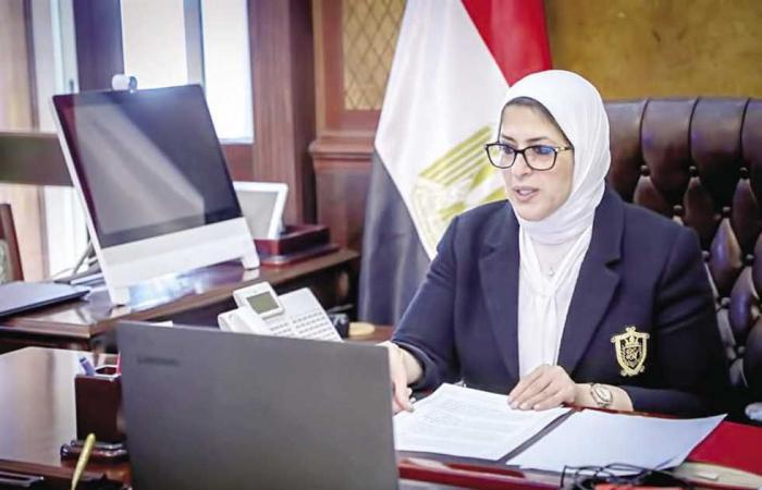 المصري اليوم - اخبار مصر- «الصحة»: ارتفاع حالات الشفاء من كورونا إلى 154694 وخروجهم من المستشفيات موجز نيوز