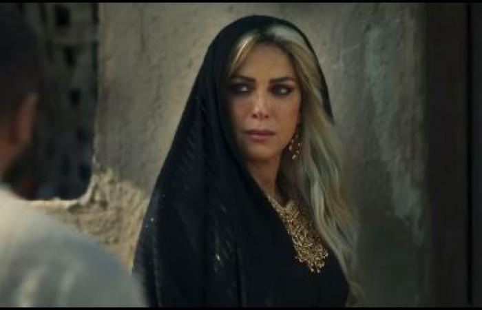 """#اليوم السابع - #فن - ريم مصطفى تتألق فى بوستر مسلسل """"الملك"""" وتحصد إعجاب الآلاف"""