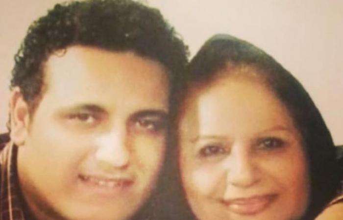 #اليوم السابع - #فن - محمد رحيم يحيى الذكرى السنوية لوفاة والدته إكرام العاصى: أمى الحبيبة الغالية