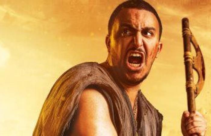 """#اليوم السابع - #فن - ياسين السقا على خطى والده ويبدأ خطواته فى التمثيل مع """"الملك"""""""
