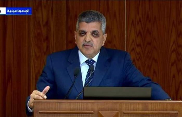 المصري اليوم - اخبار مصر- أسامة ربيع: طلبنا مليار دولار تعويضات من شركة السفينة الجانحة «إيفر جيفن» موجز نيوز