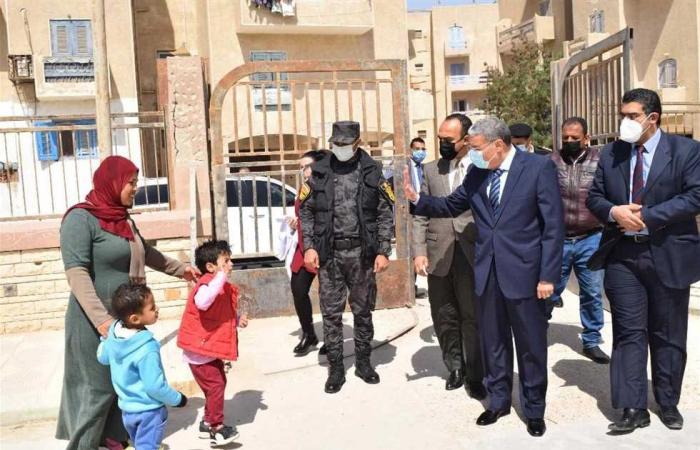 المصري اليوم - اخبار مصر- تطعيم 962 ألف طفل بجميع مراكز المنيا ضمن الحملة القومية ضد شلل الأطفال موجز نيوز