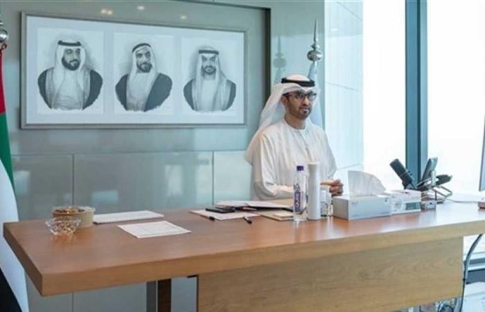 #المصري اليوم -#اخبار العالم - سلطان الجابر: الإمارات تعمل على تعزيز جهود التنمية المستدامة في مختلف أنحاء العالم موجز نيوز