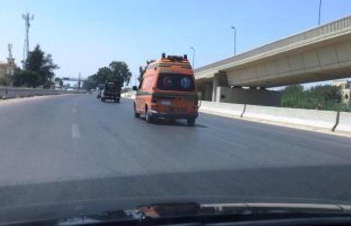 #اليوم السابع - #حوادث - مصرع شخص صدمته سيارة أثناء عبوره طريق جسر السويس