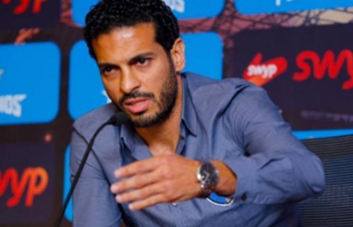 الوفد رياضة - هاني سعيد : لاعبو بيراميدز تعاهدوا على الفوز أمام الرجاء المغربي موجز نيوز