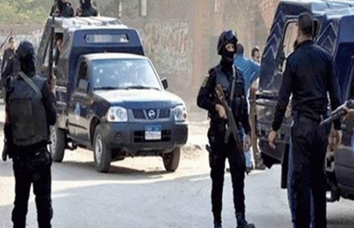 الوفد -الحوادث - ضبط 90 شخصًا بحوزتهم مخدرات وسلاح في الجيزة موجز نيوز
