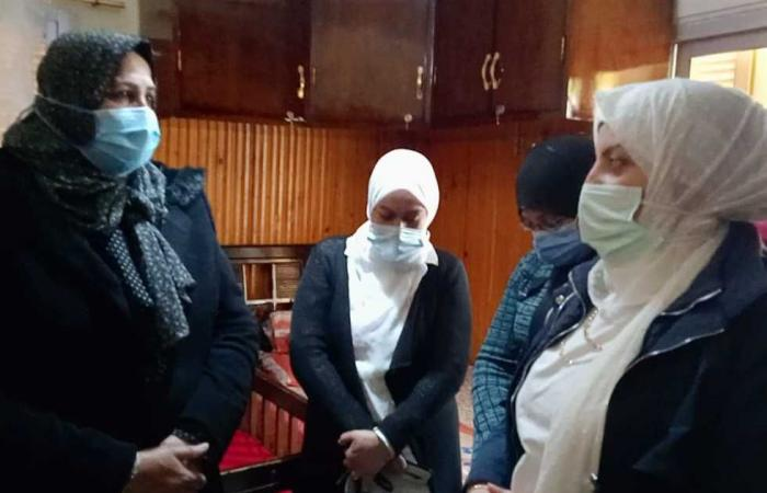 المصري اليوم - اخبار مصر- وفد من وزارة الصحة يزور دور أيتام كفرالشيخ في يوم اليتيم موجز نيوز