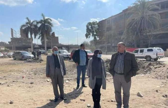 المصري اليوم - اخبار مصر- نائب محافظ القليوبية تتفقد تطوير ميدان العاشر من رمضان بقليوب والمحطة الوسيطة بطوخ (صور) موجز نيوز