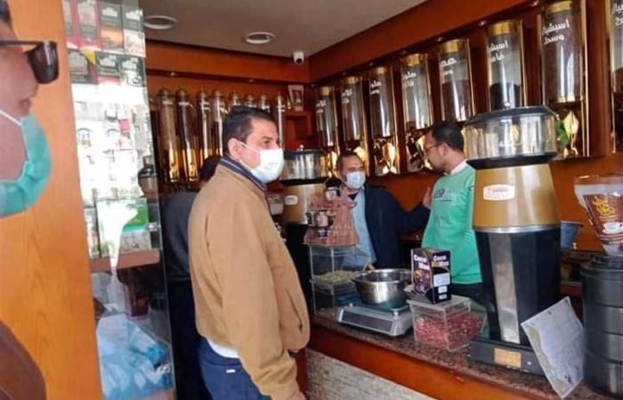 #المصري اليوم -#حوادث - ضبط 19 قضية تموينية في أسوان موجز نيوز