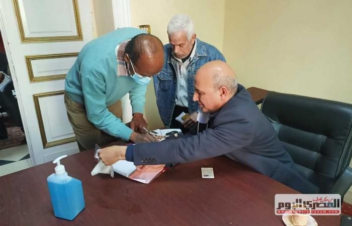 المصري اليوم - اخبار مصر- إقبال متوسط على التصويت بإنتخابات الصحفيين بالإسكندرية موجز نيوز