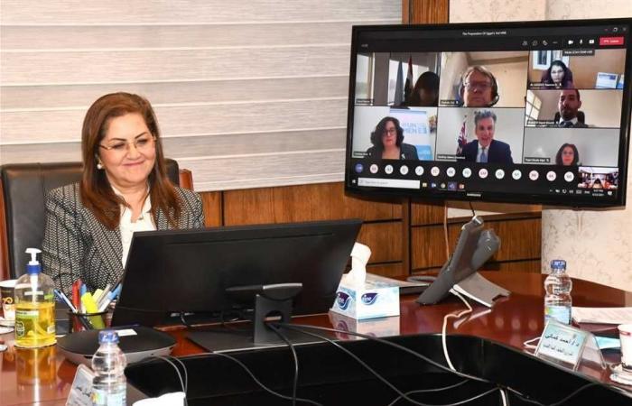#المصري اليوم - مال - وزيرة التخطيط : الدولة تستهدف استكمال مسيرة الإصلاح والتنمية الشاملة والمستدامة موجز نيوز