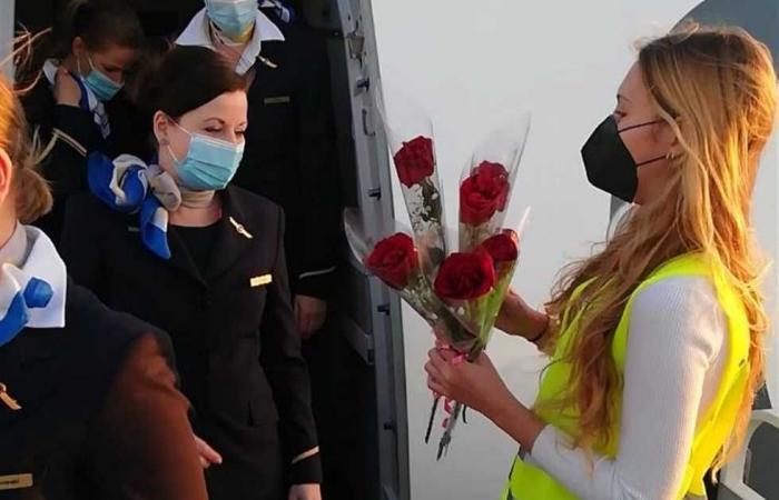 المصري اليوم - اخبار مصر- مطار الغردقة الدولي يستقبل أولى رحلات شركة TAROM الرومانية موجز نيوز