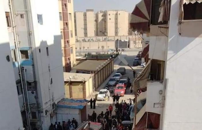 #اليوم السابع - #حوادث - إصابة رجل إطفاء وشخصين باختناقات نتيجة حريق فى بورسعيد.. صور